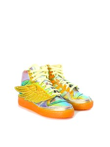 "ADIDAS by Jeremy Scott - SNEAKERS ""FOIL WING"""