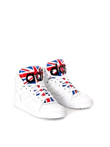 ADIDAS by Jeremy Scott - SNEAKERS IN PELLE