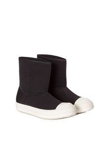 DRKSHDW BY RICK OWENS - STIVALETTO IN PELLE