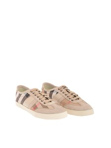 Burberry Brit - SNEAKERS STAMPA CHECK