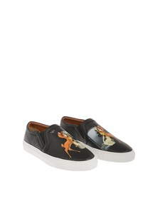 Givenchy - SNEAKERS IN PELLE