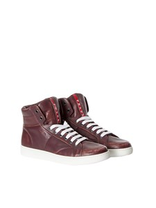 Prada Sport - sneakers in pelle