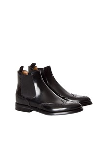 Church's - LEATHER BOOTS