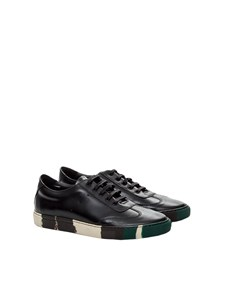The generic man COMME DES GARCONS - sneakers suola camouflage