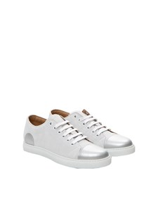 Marc Jacobs  - SNEAKERS IN CUOIO