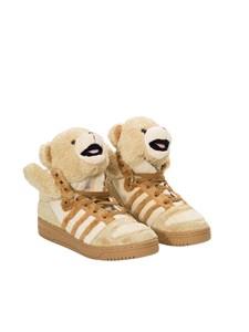 """Archivio Jeremy Scott Adidas - Sneakers """"Js Bear"""""""