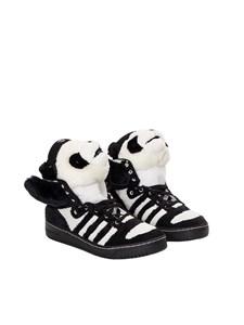 "Archivio Jeremy Scott Adidas - Sneakers ""Js Panda Bear"""