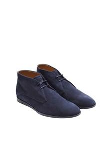 Tod's - scarpa in pelle scamosciata