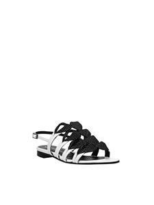 "LUISA TRATZI - ""Asterpois"" sandals"