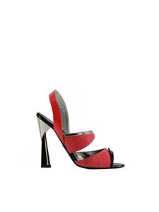 """LUISA TRATZI - """"Coralie"""" sandals"""