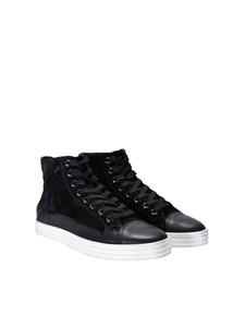 Hogan Rebel - Sneakers in pelle