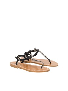 K.JACQUES - leather sandals