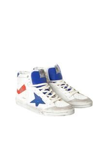 Golden Goose - Sneakers in cuoio
