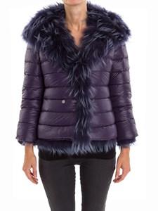 Violanti - reversible padded jacket