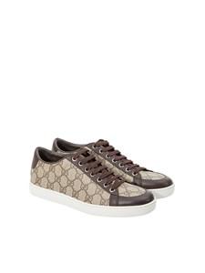 Gucci - Monogram print sneaker