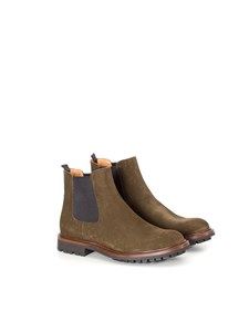 Church's - suede Chelsea boots