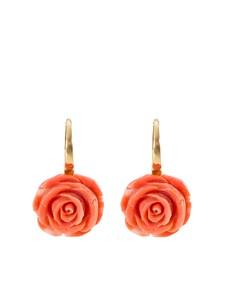 Collezione Capri - yellow gold earrings