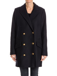 SET - Oversize double-breasted Coat