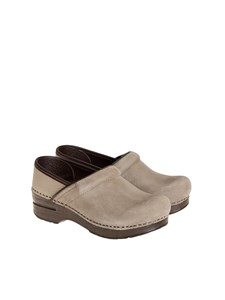 Dansko - Leather clogs