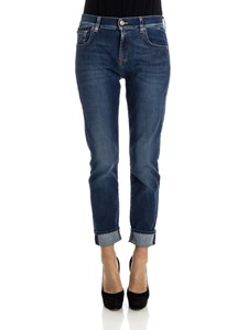 7 for all mankind - Girlfriend Jeans