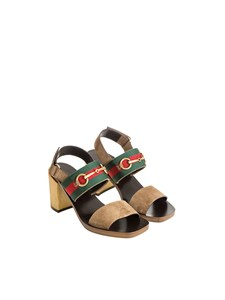 Gucci - Suede sandals