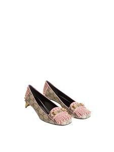 Gucci - Monogram shoes