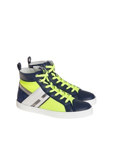 Hogan Rebel - Leather sneakers