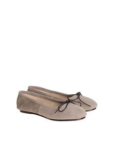 VIRREINA 1958 - Leather flat shoes