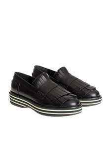 Paloma Barceló - Leather loafers