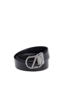 Ermenegildo Zegna - Leather belt