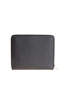 LANCASTER Paris - Leather Briefcase