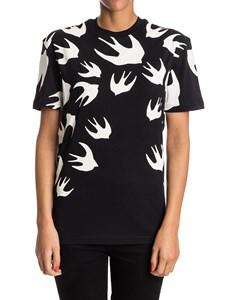 McQ Alexander Mcqueen - Crewneck t-shirt
