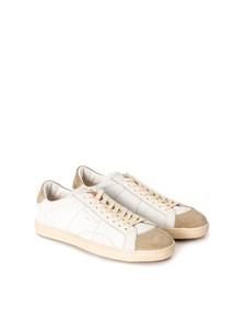Santoni - Sneakers in pelle