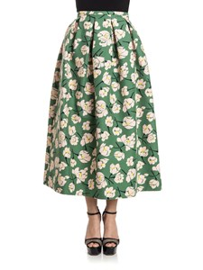 ROCHAS - Cotton skirt