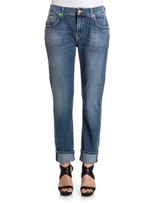 7 for all mankind - Relaxed Skinny Jeans