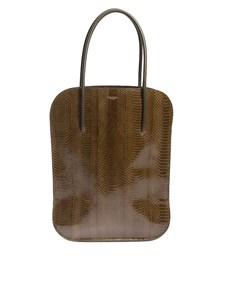 Nina Ricci - Snake leather bag