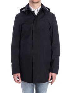 HERNO Laminar - Hooded jacket