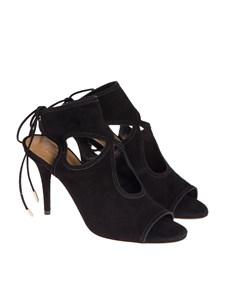 AQUAZZURA FIRENZE - Sexy Thing 85 sandals