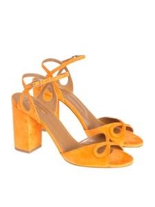 AQUAZZURA FIRENZE - Sandal 85 Vera