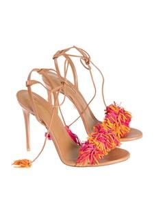 AQUAZZURA FIRENZE - Wild Thing 105 sandals