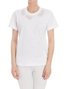 Comme Des Garçons JUPE by jackie - Cotton T-shirt