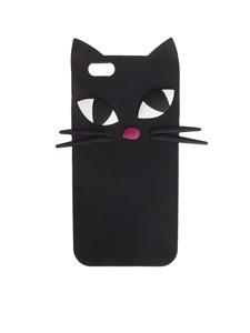 LULU GUINNESS - Kooky Cat iPhone 6 case