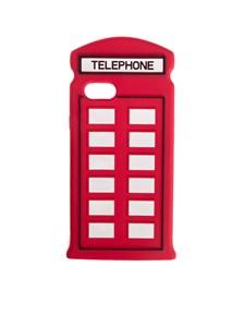 LULU GUINNESS - iPhone 7 Telephone case