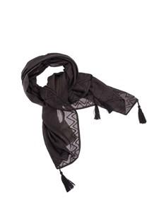 Pomandere - Cotton and silk scarf