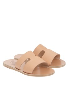 ANCIENT GREEK SANDALS - Leather sandals