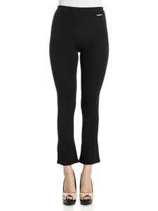 PATRIZIA PEPE - Crop trousers