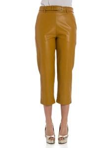 PATRIZIA PEPE - Eco-leather trousers