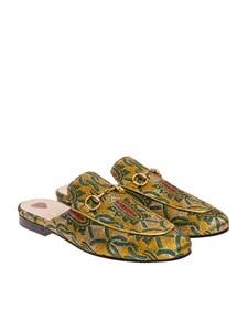 Gucci - Glitter slippers