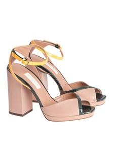 L'Autre Chose - Leather sandals