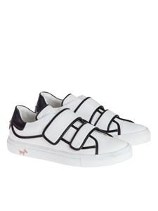 L'Autre Chose - Fabric sneakers